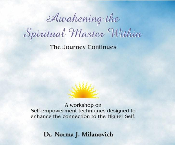Awakening the Spiritual Master Within CD Set of 8