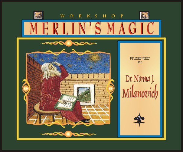 Merlin's Magic CD Set
